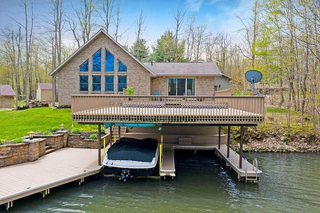 7326 State Route 19 Unit 3 Lot 40, Mount Gilead, OH 43338 (MLS #220014639) :: Sam Miller Team