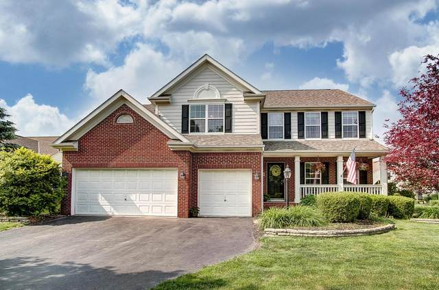 5549 Tayside Circle, Dublin, OH 43016 (MLS #220014643) :: The Holden Agency