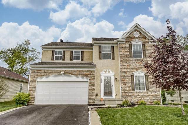 3227 Lauren Fields Drive S, Groveport, OH 43125 (MLS #220014658) :: Susanne Casey & Associates