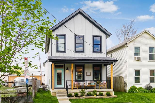 268 E 4th Avenue, Columbus, OH 43201 (MLS #220014669) :: Sam Miller Team