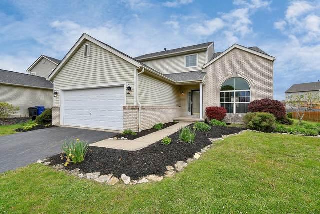 9212 Firstgate Drive, Reynoldsburg, OH 43068 (MLS #220014785) :: Keller Williams Excel