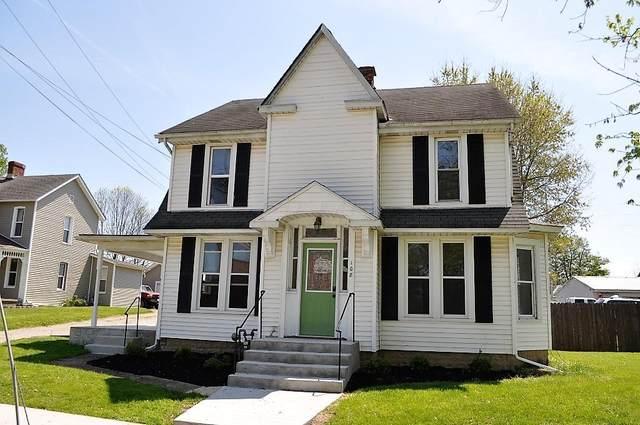 108 Main Street, Pleasantville, OH 43148 (MLS #220014841) :: Susanne Casey & Associates