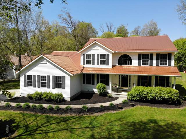 7147 Ginger Hill Road, Utica, OH 43080 (MLS #220014898) :: The Holden Agency