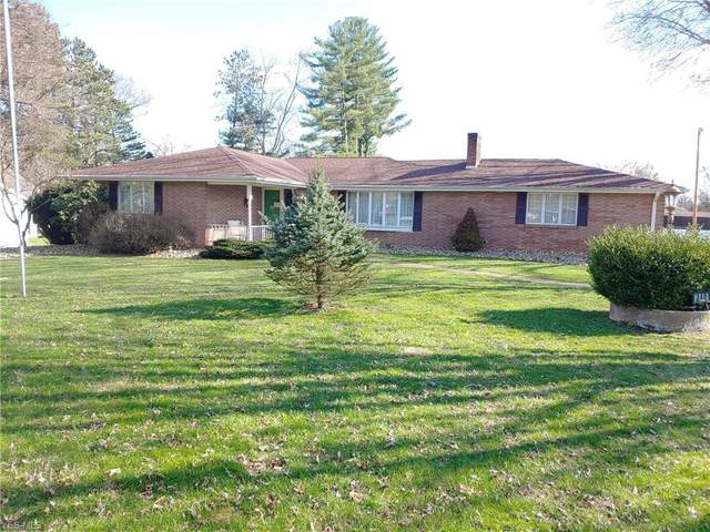 340 Fernbank Rd Road, Zanesville, OH 43701 (MLS #220014901) :: RE/MAX ONE