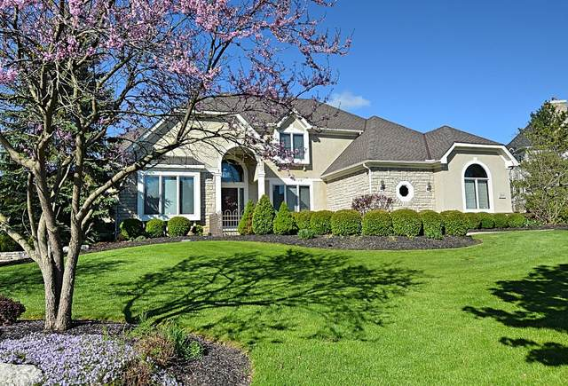 8999 Tartan Fields Drive, Dublin, OH 43017 (MLS #220014912) :: Core Ohio Realty Advisors