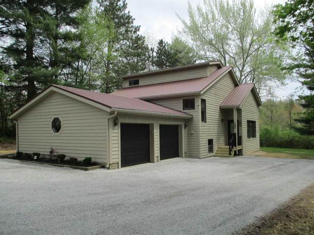 5555 State Route 42, Mount Gilead, OH 43338 (MLS #220014935) :: The Holden Agency