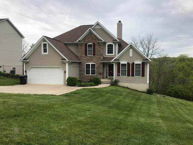 150 Applewood Drive, Chillicothe, OH 45601 (MLS #220014952) :: Berkshire Hathaway HomeServices Crager Tobin Real Estate