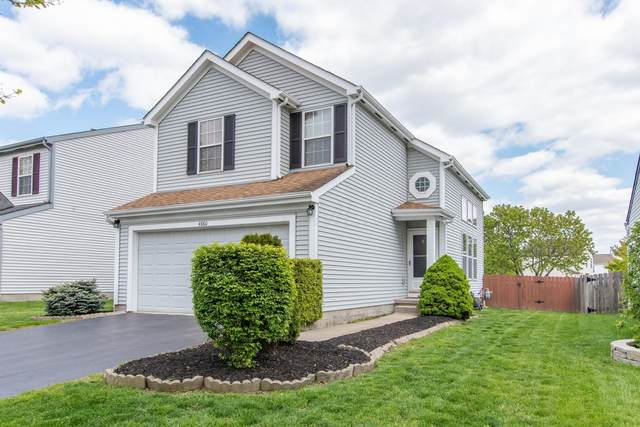 4860 Dameuly Drive, Hilliard, OH 43026 (MLS #220014976) :: Berkshire Hathaway HomeServices Crager Tobin Real Estate