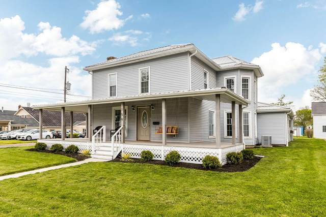 156 S Main Street, Johnstown, OH 43031 (MLS #220014982) :: Sam Miller Team