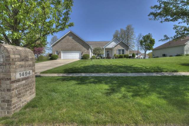 1494 Eagle Pass Drive, Marion, OH 43302 (MLS #220015019) :: The Holden Agency