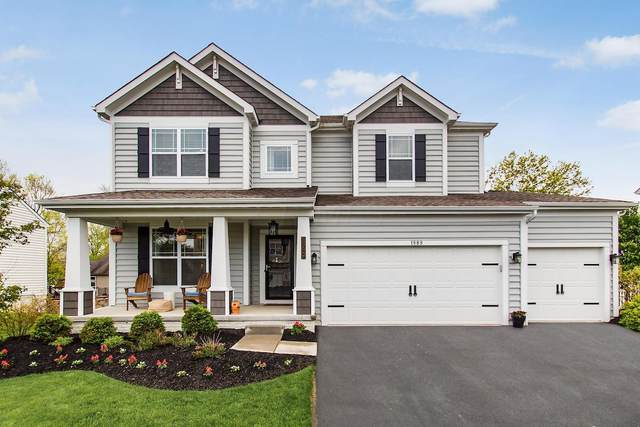 1889 Tournament Way, Grove City, OH 43123 (MLS #220015042) :: Core Ohio Realty Advisors