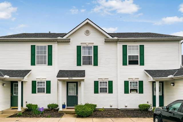 4643 Athalia Drive 18C, Columbus, OH 43228 (MLS #220015060) :: The Clark Group @ ERA Real Solutions Realty