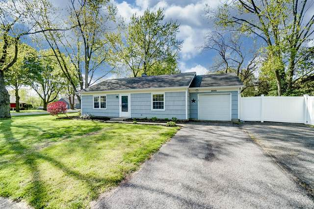4645 Midlane Drive, Hilliard, OH 43026 (MLS #220015074) :: The Clark Group @ ERA Real Solutions Realty