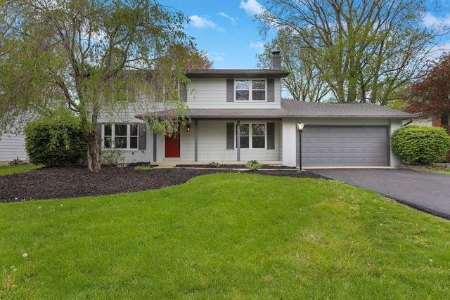 6649 Mcvey Boulevard, Columbus, OH 43235 (MLS #220015120) :: Berkshire Hathaway HomeServices Crager Tobin Real Estate