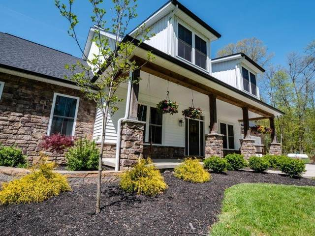 12323 State Route 521, Sunbury, OH 43074 (MLS #220015148) :: Exp Realty