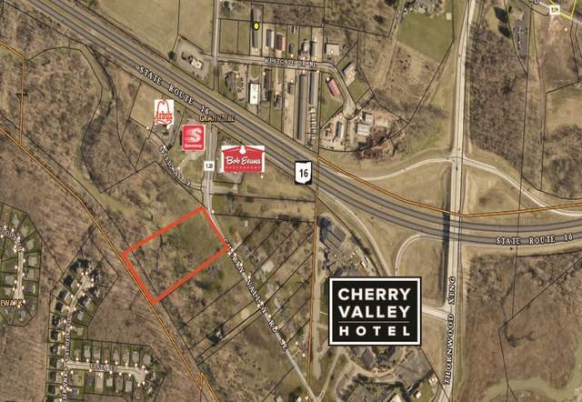 0 Cherry Valley Road, Newark, OH 43055 (MLS #220015166) :: The Clark Group @ ERA Real Solutions Realty
