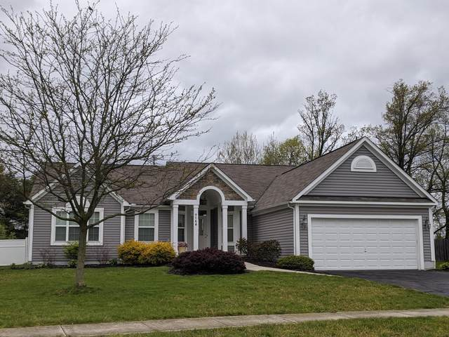 9164 Jackies Bend, Reynoldsburg, OH 43068 (MLS #220015183) :: Sam Miller Team