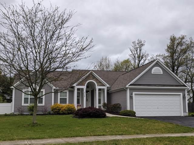 9164 Jackies Bend, Reynoldsburg, OH 43068 (MLS #220015183) :: Keller Williams Excel