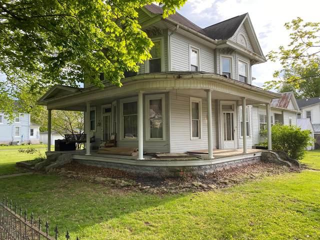 18519 Laurel Street, Laurelville, OH 43135 (MLS #220015192) :: Susanne Casey & Associates