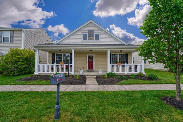 6568 Cherry Bend, Canal Winchester, OH 43110 (MLS #220015227) :: RE/MAX ONE