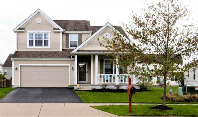 569 Evergreen Circle, Marysville, OH 43040 (MLS #220015231) :: Core Ohio Realty Advisors