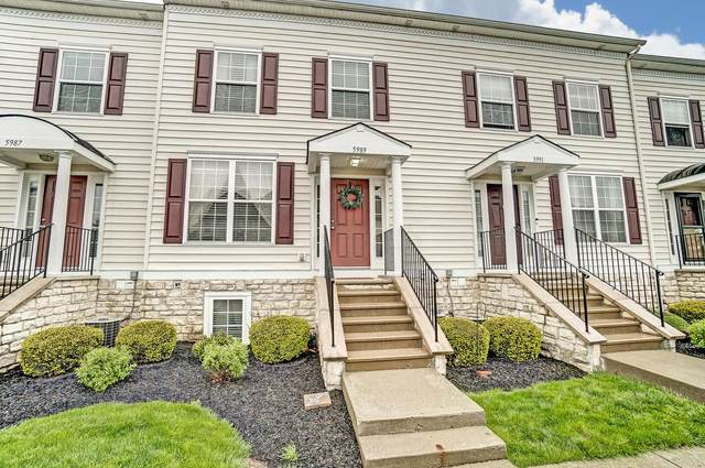5989 Ferdinand Drive 32-598, New Albany, OH 43054 (MLS #220015284) :: Signature Real Estate
