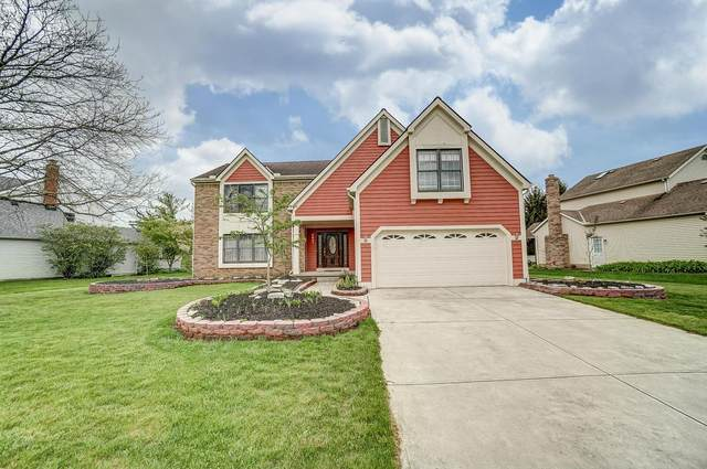 5441 Haverhill Drive, Dublin, OH 43017 (MLS #220015290) :: Berkshire Hathaway HomeServices Crager Tobin Real Estate