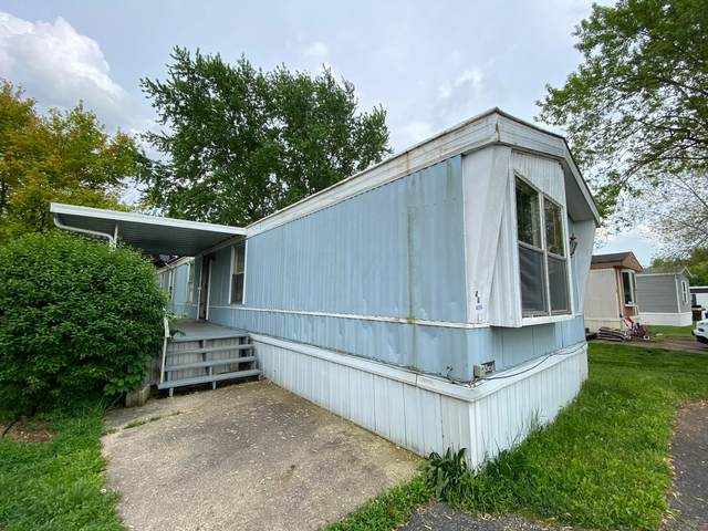 99 Woodfield Place, South Bloomfield, OH 43103 (MLS #220015334) :: RE/MAX ONE