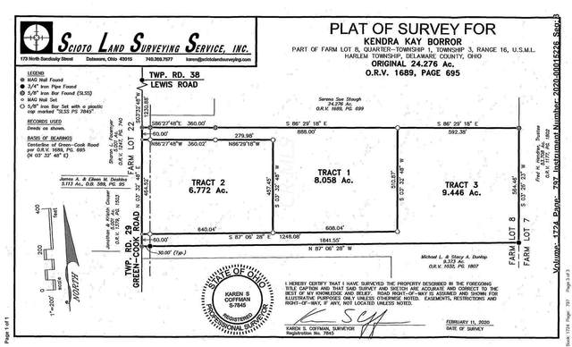 1341 Green Cook Road, Sunbury, OH 43074 (MLS #220015335) :: Exp Realty
