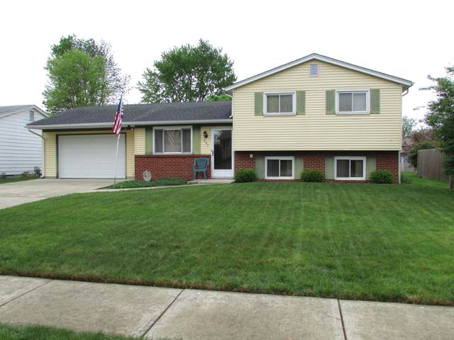292 Blendon Road, West Jefferson, OH 43162 (MLS #220015375) :: Berkshire Hathaway HomeServices Crager Tobin Real Estate