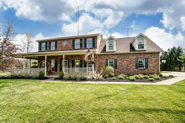 3854 Maple Grove Road, Marion, OH 43302 (MLS #220015376) :: The Holden Agency