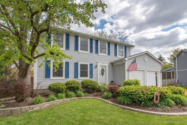 2598 Pennbrook Court, Hilliard, OH 43026 (MLS #220015533) :: Berkshire Hathaway HomeServices Crager Tobin Real Estate