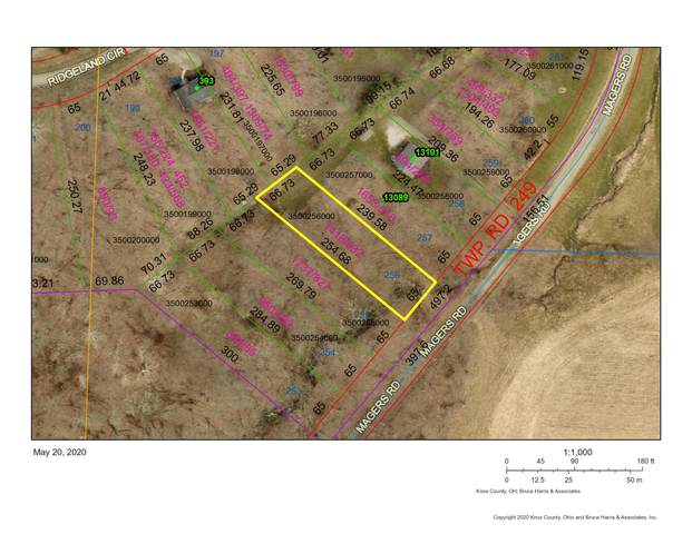Lot # 256 Magers Road, Howard, OH 43028 (MLS #220015546) :: ERA Real Solutions Realty