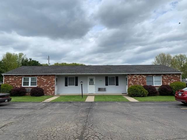 4292 Walnut Road, Buckeye Lake, OH 43008 (MLS #220015565) :: The Clark Group @ ERA Real Solutions Realty