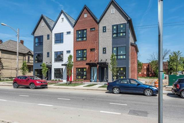 1132 Oak Street #10, Columbus, OH 43205 (MLS #220015571) :: The Clark Group @ ERA Real Solutions Realty