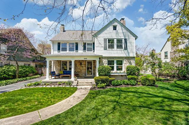 2040 Wickford Road, Upper Arlington, OH 43221 (MLS #220015580) :: RE/MAX ONE
