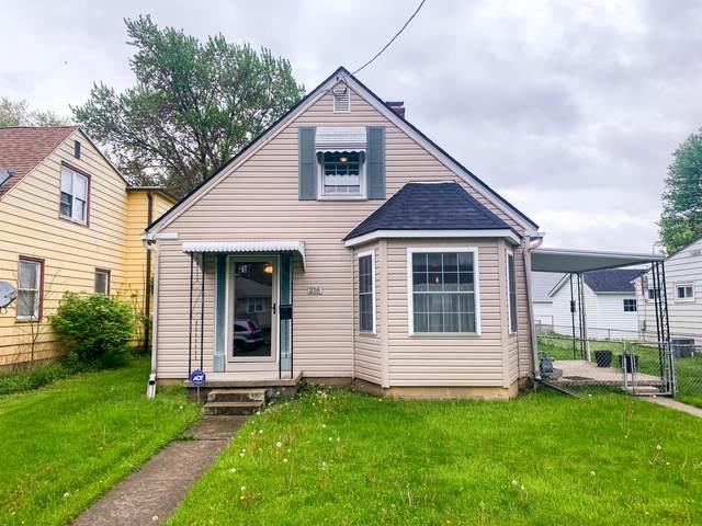 216 Johnson Street, Marion, OH 43302 (MLS #220015590) :: The Holden Agency