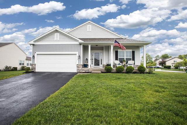 4739 Count Fleet Drive, Grove City, OH 43123 (MLS #220015597) :: Berkshire Hathaway HomeServices Crager Tobin Real Estate