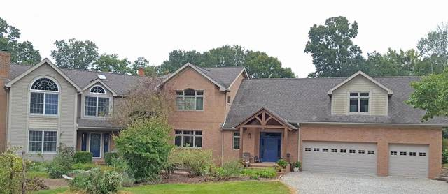 534 Branch Road, Zanesville, OH 43701 (MLS #220015598) :: The Holden Agency