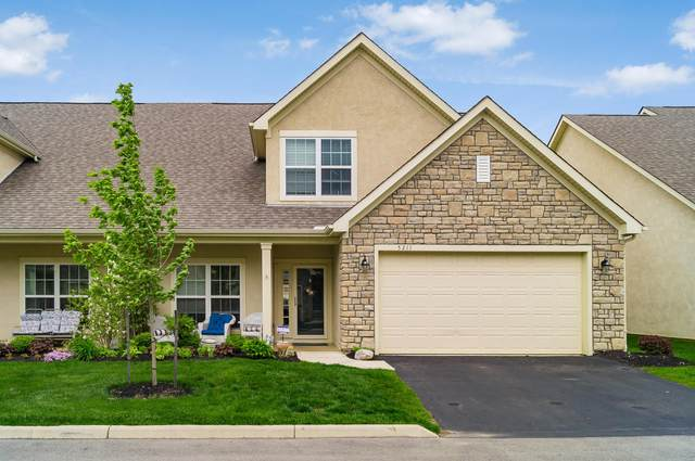 5211 Autumn Fern Drive, Dublin, OH 43016 (MLS #220015610) :: The Clark Group @ ERA Real Solutions Realty