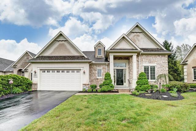 1540 Carlton Way #18, Blacklick, OH 43004 (MLS #220015621) :: The Clark Group @ ERA Real Solutions Realty