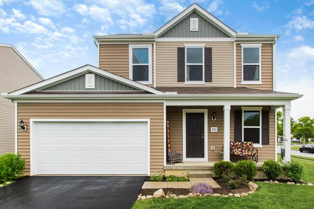 3930 Snowshoe Avenue, Grove City, OH 43123 (MLS #220015700) :: Berkshire Hathaway HomeServices Crager Tobin Real Estate