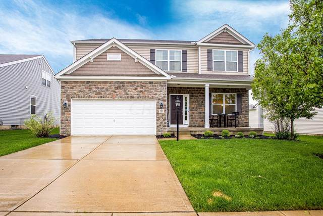 291 Butterfly Drive, Sunbury, OH 43074 (MLS #220015736) :: Exp Realty