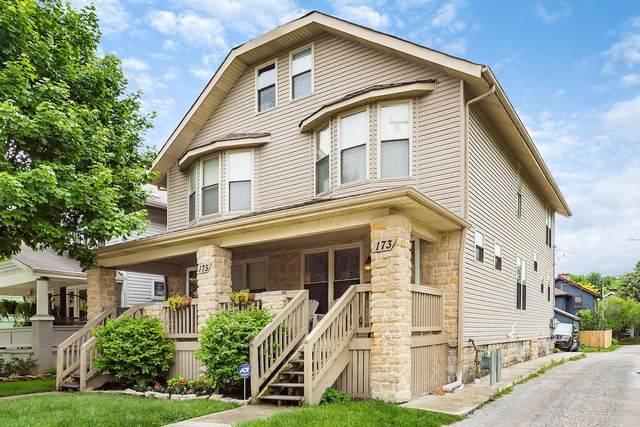 173 Hanford Street, Columbus, OH 43206 (MLS #220015740) :: Sam Miller Team