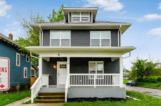 879 E Whittier Street, Columbus, OH 43206 (MLS #220015768) :: Sam Miller Team