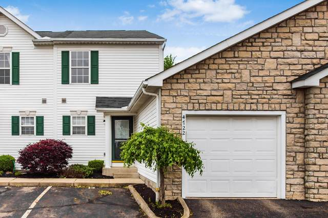 4722 Parrau Drive 58D, Columbus, OH 43228 (MLS #220015814) :: The Clark Group @ ERA Real Solutions Realty