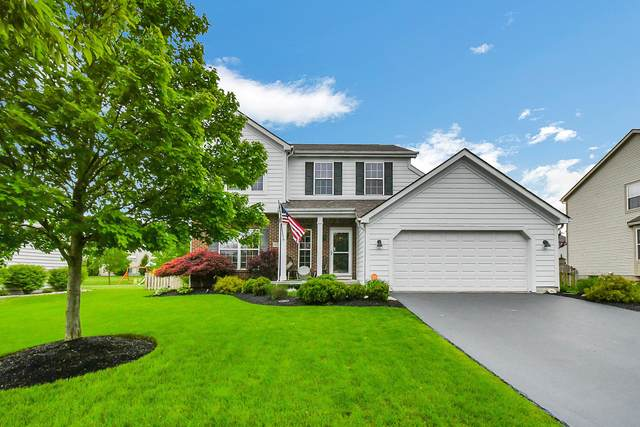 1875 Autumn Wind Drive, Grove City, OH 43123 (MLS #220015849) :: Exp Realty