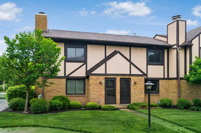 5398 Tartan Lane Lane #38, Columbus, OH 43235 (MLS #220015858) :: Huston Home Team