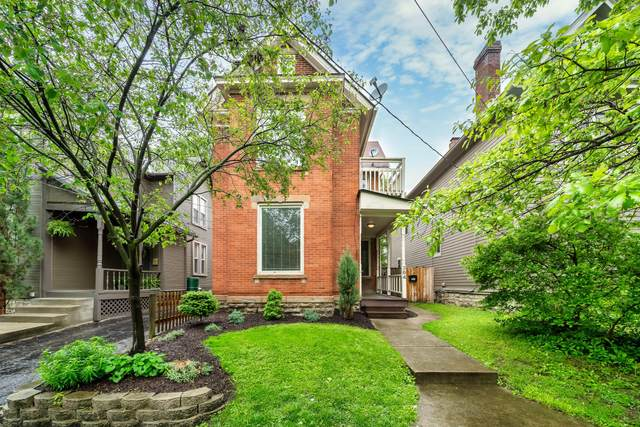 364 W 2nd Avenue, Columbus, OH 43201 (MLS #220015873) :: Exp Realty