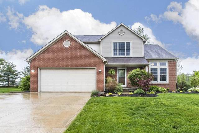 4597 Marilyn Drive, Lewis Center, OH 43035 (MLS #220015878) :: Exp Realty
